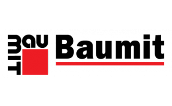 Stavebná firma stavebný materiál baumit logo